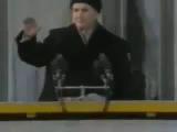 Последние минуты Николая Чаушеску (18+)